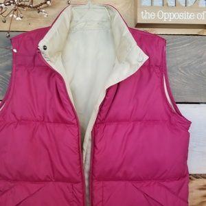 2 for $40 LL Bean Reversible Goose Down Vest